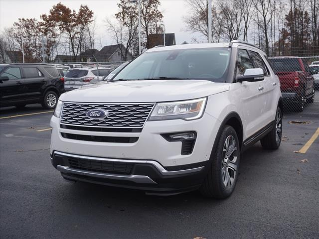 2018 Ford Explorer Platinum–HJ0342