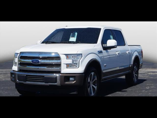 2017 Ford F-150 King Ranch KING RANCH–T16664
