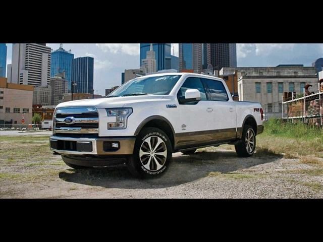 2017 Ford F-150 King Ranch–71554