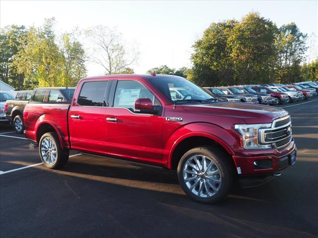 2018 Ford F-150 Limited–FA8718