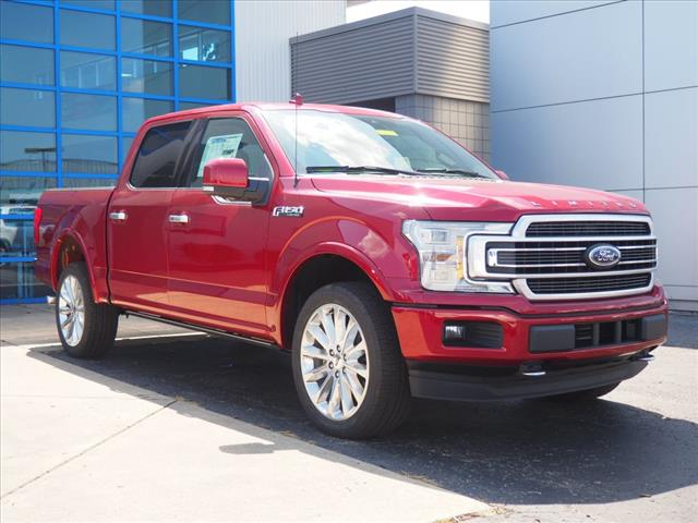 2018 Ford F-150 Limited–T180023