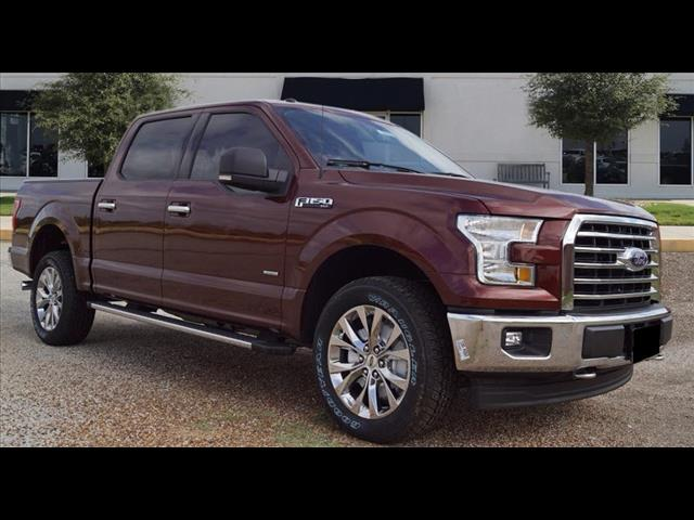 2017 Ford F-150 4WD SUPERCREW–15772