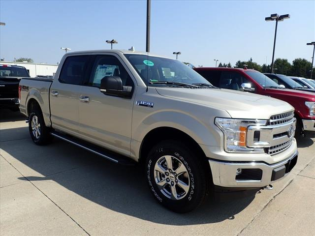 2018 Ford F-150 LIMITED 4WD SUPERCREW 5.5–J003