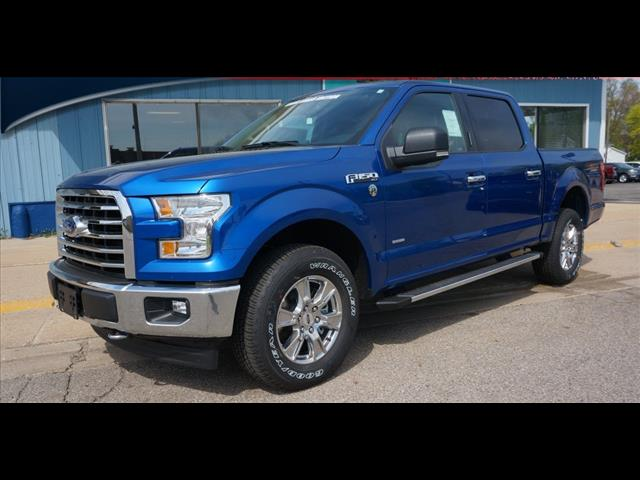 2017 Ford F-150 XLT Great Lakes Ed–T17-104