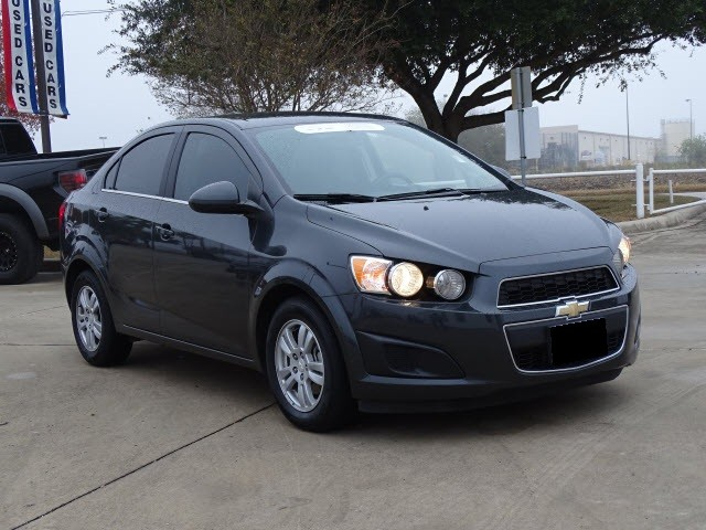 chevy sonic 2016 blue