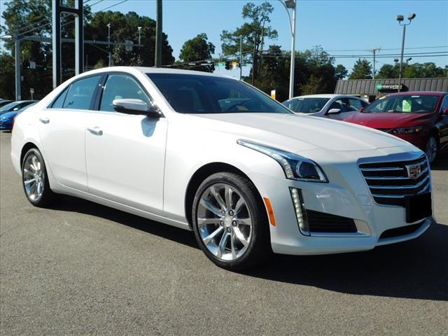 2018 Cadillac CTS 3.6L Luxury–182005