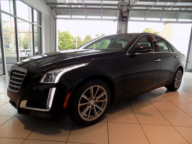2018 Cadillac CTS 4DR SDN 2.0L TURBO LUXURY–450006