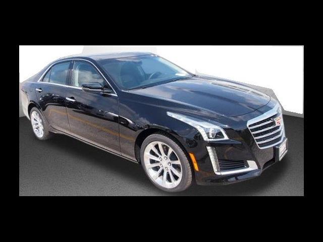 2017 Cadillac CTS Luxury AWD–CD17064S