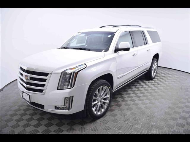 2018 Cadillac Escalade Premium Luxury–JR101083