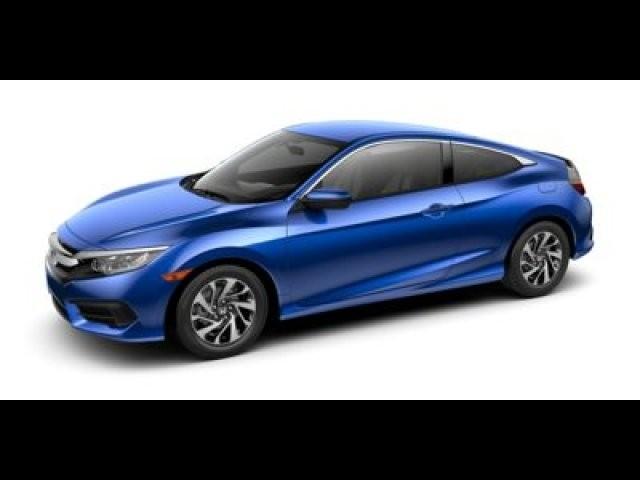 2017 Honda Civic LX–HH300230