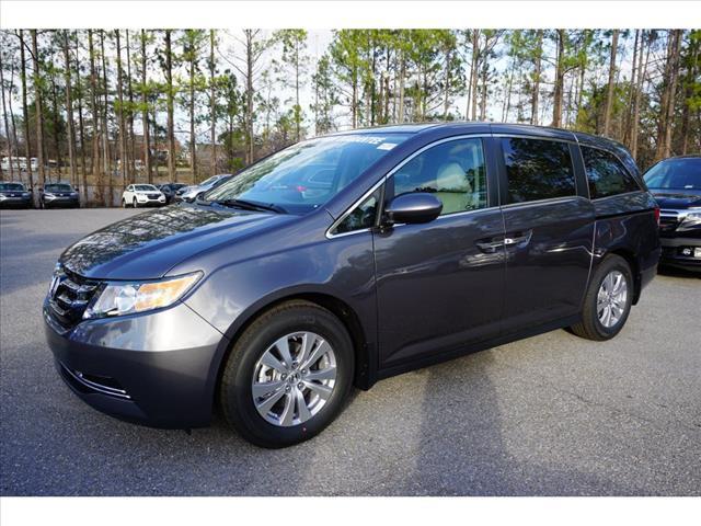 2017 Honda Odyssey SE–H170569