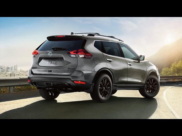 2018 Nissan Rogue SV–4N1830