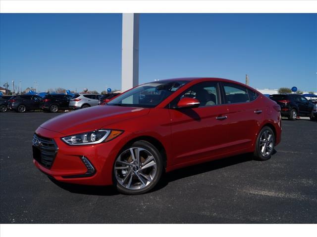 2017 Hyundai Elantra Limited–370008