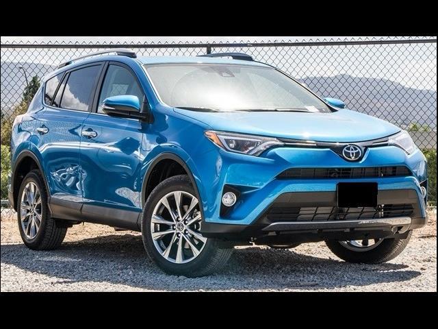 2018 Toyota RAV4 Limited–TS180037