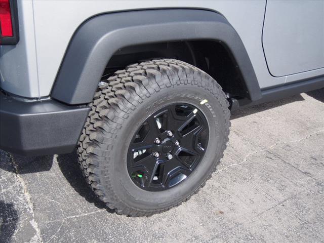 2018 Jeep Wrangler Sport:JL810395