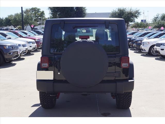2018 Jeep Wrangler Rubicon:L806019