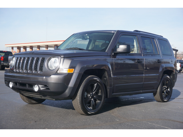 2015 Jeep Patriot Altitude Edition