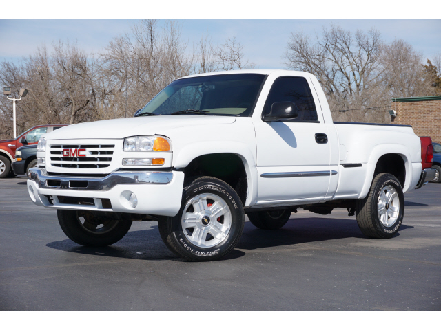 2004 GMC 1500 Sierra Base