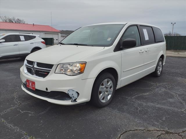 2012 Dodge Grand Caravan SE, 2C4RDGBG5CR312095, Stock Number: 34765