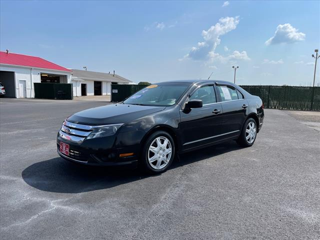 2011 Ford Fusion SE, 3FAHP0HA1BR301445, Stock Number: 34391