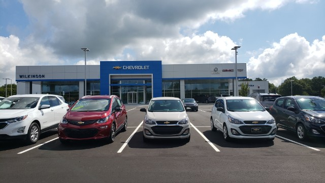 Wilkinson Cadillac - Car and Truck Dealer in Sanford ...