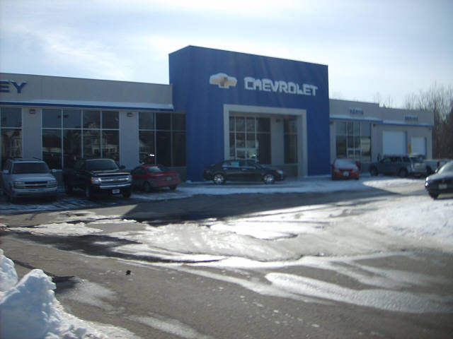 Varney Chevrolet (New & Used) - Car and Truck Dealer in Pittsfield