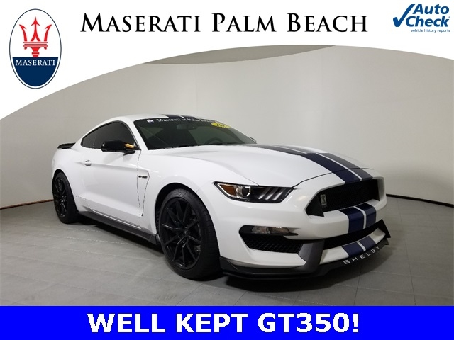 2017 Ford Mustang Shelby GT350–PM380