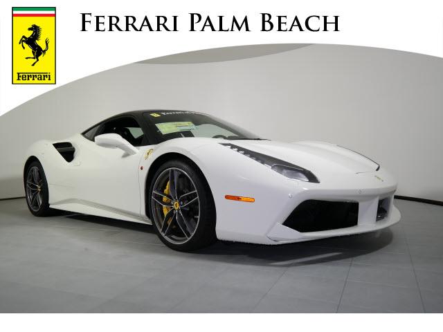 2018 Ferrari 488 Gtb Base–F653