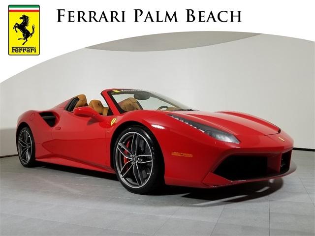 2017 Ferrari 488 Spider Base–F714A