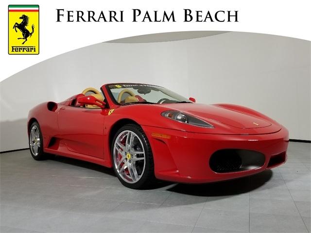 2009 Ferrari F430 Spider –PF509