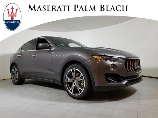 2018 Maserati Levante Base–MS1276