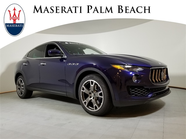 New Maserati Levante Base SUV AWD For Sale MS West Palm - Car show west palm beach