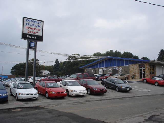 Power Gmc Buick Car And Truck Dealer In Calcutta Ohio - Buick car dealer