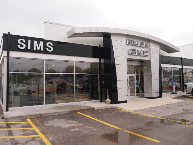 Sims Buick GMC Nissan : Warren, OH 44483 Car Dealership, and Auto ...