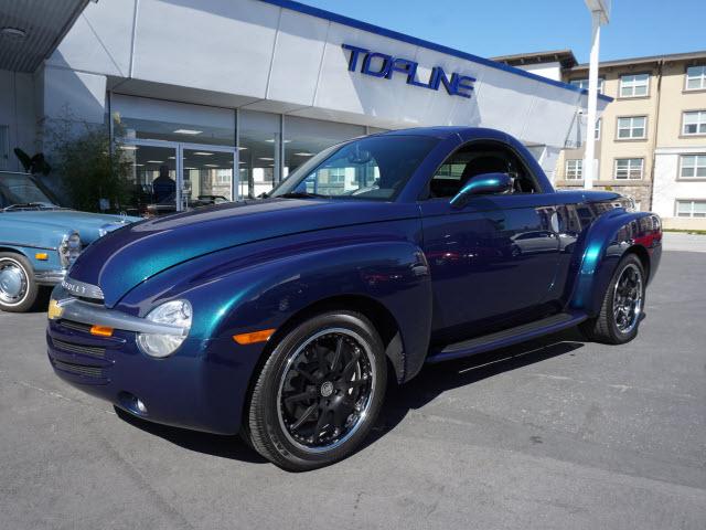 2005 Chevrolet Ssr For Sale In San Mateo California