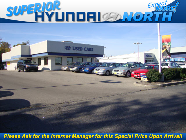 Superior Hyundai North >> Superior Hyundai North Car And Truck Dealer In Fairfield Ohio