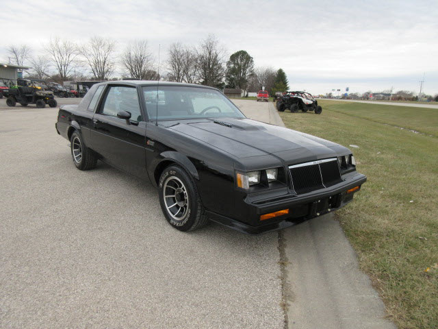 1985 Buick Regal Grand National Turbo, 1G4GK4796FP415209, Stock Number: 1126UP