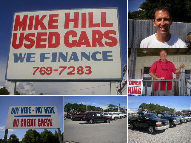 Mike Hill Used Cars Panama City