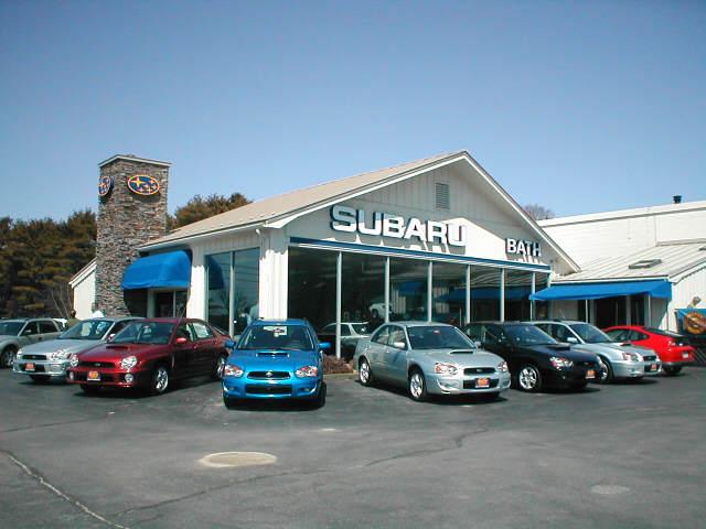 Bath Subaru Used Car And Truck Dealer In Woolwich Maine 484