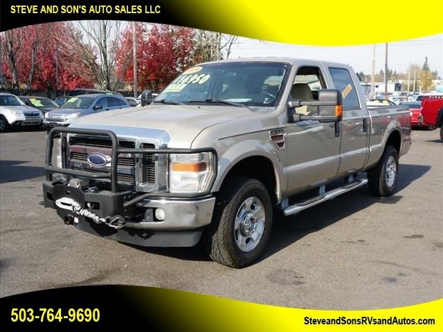 2009 Ford F-250 Super Duty XLT