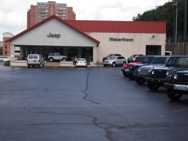 Waterfront Jeep - Car and Truck Dealer in Morgantown, West Virginia