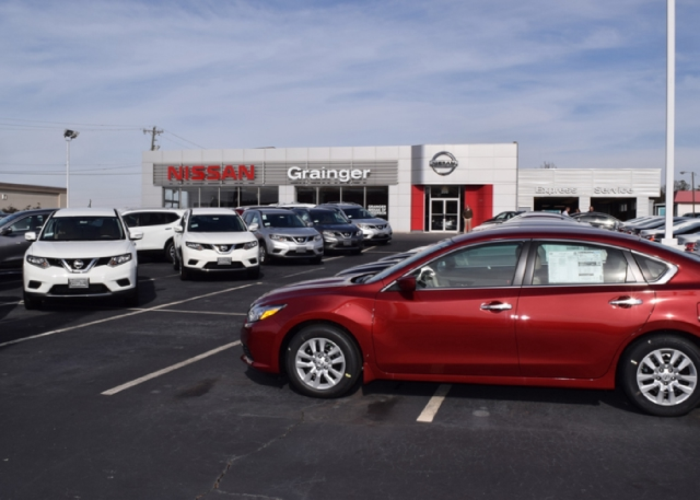 Grainger Nissan Of Anderson - Car and Truck Dealer in Anderson ...