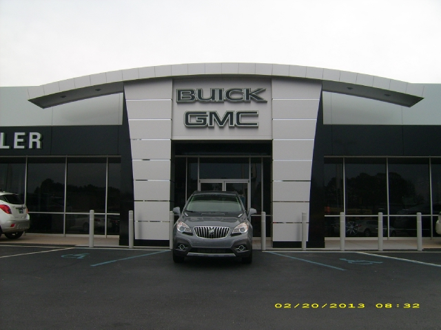 Miller Buick Gmc >> Ray Miller Buick Gmc Car And Truck Dealer In Florence Alabama