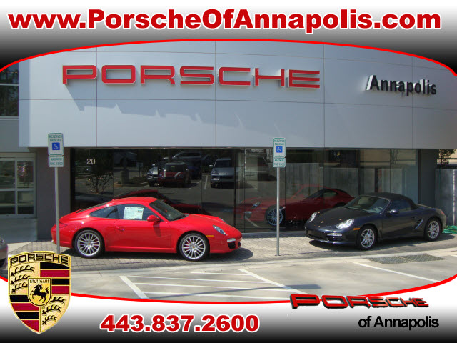 porsche of annapolis - car and truck dealer in annapolis, maryland