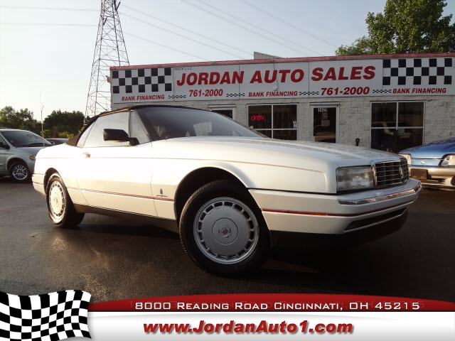1991 Cadillac Allante , 1G6VS3380MU126587, Stock Number: MU126587