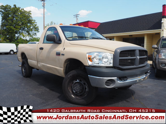 2007 Dodge Ram 2500 SLT, 3D7KS26D97G744460, Stock Number: 744460