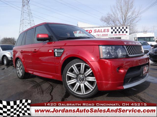 2012 Land Rover Range Rover Sport Autobiography, SALSP2E44CA745031, Stock Number: CA745031