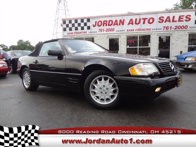 1997 Mercedes-Benz SL-Class SL500, WDBFA67FXVF149555, Stock Number: VF149555