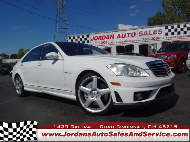 2008 Mercedes-Benz S-Class S65 AMG, WDDNG79X08A181817, Stock Number: 8A181817