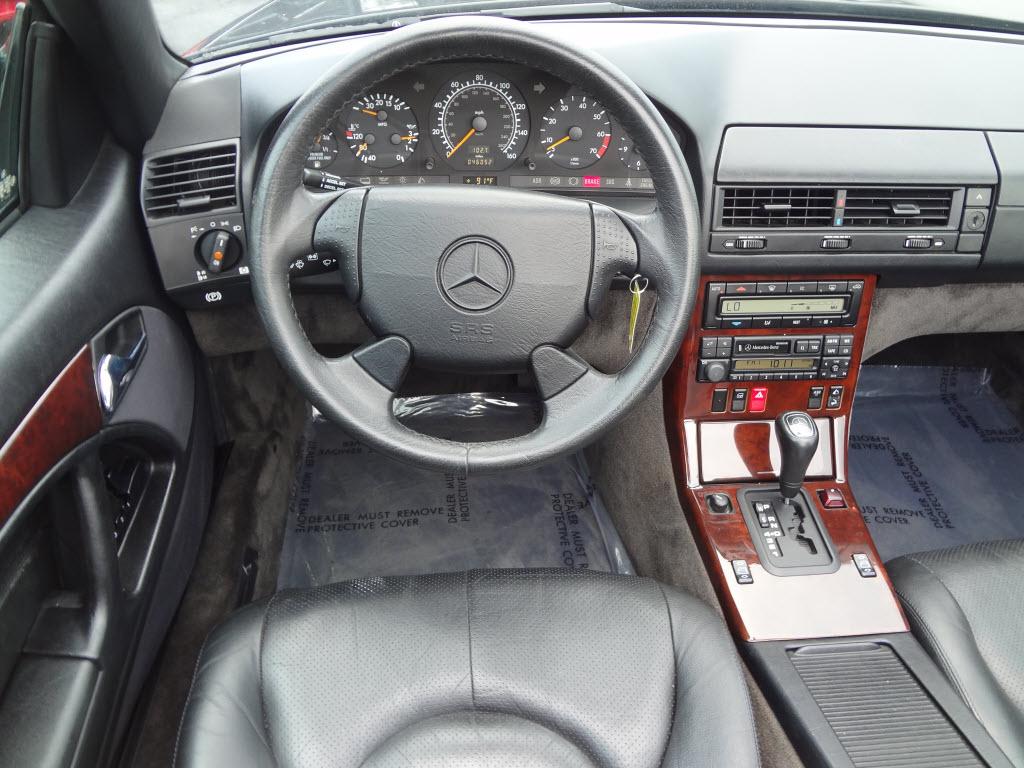 R129 - Vendo SL500 1997 - R$120.000,00 WDBFA67FXVF149555-5s